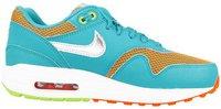 Nike Air Max 90 LE GS gamma blue/metallic silver/orange-volt