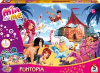 Schmidt Spiele Mia and Me, Funtopia (40570)