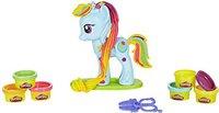 Play-Doh My Little Pony Rainbow Dash Mähnenspass