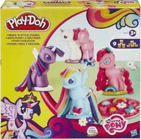 Play-Doh My Little Pony / Pony-Kreaktion