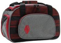 Nitro Duffle Bag XS red stripes