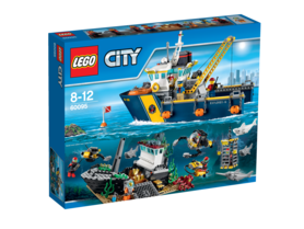 LEGO City - Tiefsee-Expeditionsschiff (60095)