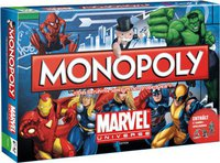 Winning Moves Monopoly Marvel Universe (deutsch)