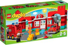 LEGO Duplo - Feuerwehr-Hauptquartier (10593)