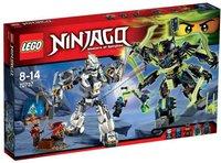 LEGO Ninjago - Titanroboter gegen Mech-enstein (70737)