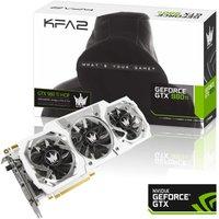 KFA GeForce GTX 980 Ti HOF 6144MB GDDR5
