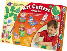 Feuchtmann Art Cutters - Circus Set