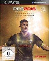 Pro Evolution Soccer 2016: Anniversary Edition (PS3)