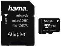 Hama microSDXC 128GB Class 10 UHS-I (114736)