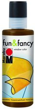 Marabu Fun & Fancy Window Color 80 ml dunkelbraun