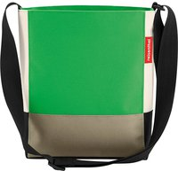 Reisenthel Shoulderbag S patchwork green