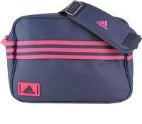 Adidas Enamel 3-Stripes S midnight grey/super pink