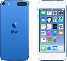 Apple iPod touch 6G 16GB blau