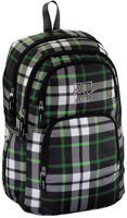 Hama All Out Kilkenny Rucksack forest check