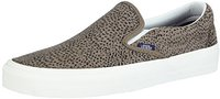 Vans Slip-On Suede Cheetah black/tan