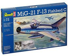 Revell MiG-21 F-13 Fishbed C (03967)