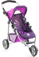 Bayer Chic Jogging-Buggy Lola - pflaume