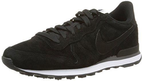 Nike Internationalist Leather black/dark grey/white