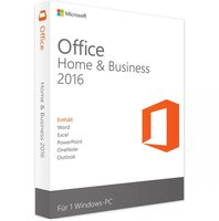 Microsoft Office 2016 Home and Business (EN) (Win) (ESD)
