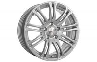 Wheelworld WH23 (8,5x19) race silber
