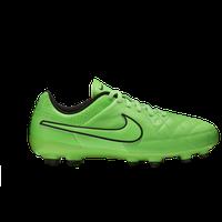 Nike Jr. Tiempo Genio LTR FG green strike/black/green strike