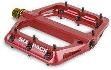 Sixpack Racing Millenium -AL-TI (rot)