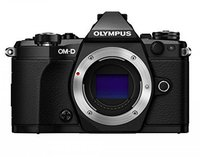 Olympus OM-D E-M5 Mark ll Kit 60 mm Sigma schwarz