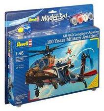 """Revell AH-64D Apache  """"100 Years Military Aviati """" (64896)"""