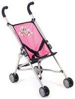 Bayer Chic Mini-Buggy Roma - pink cheker