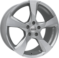 CMS Wheels C18 (7,5x17) racing silber