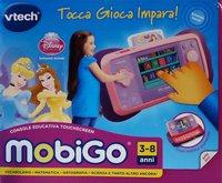 Vtech Mobigo Console Rosa + Disney Princess