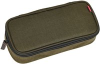 4You Pencil Case mit Geodreieck olive
