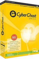 S.A.D. CyberGhost 5 Premium Plus VPN Edition 2016 (1 User)