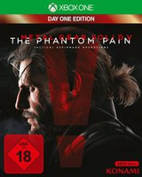 Metal Gear Solid 5: The Phantom Pain - Day One Edition (Xbox One)