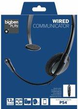 BigBen PS4 Wired Communicator