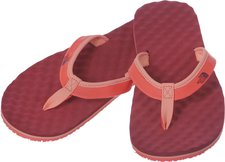 The North Face Women Base Camp Mini Flip Flop fiery coral/rosewood