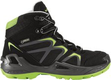 Lowa Innox GTX Mid Junior black/limone