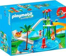 Playmobil Aquapark mit Rutschentower (6669)