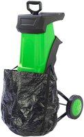 AGT elektrischer Gartenhäcksler 2500 W