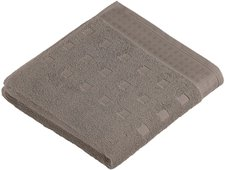 Vossen Country Style Handtuch slate grey (50 x 100 cm)