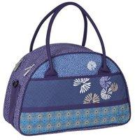 Lässig Casual Shoulder Bag Bloom Dark Purple
