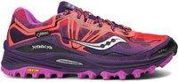 Saucony PowerGrid Xodus 6.0 GTX Women coral/purple/violet