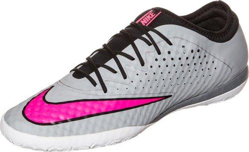 Nike MercurialX Finale IC wolf grey/hyper pink/black/white