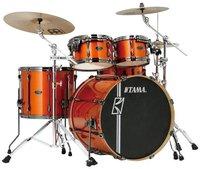 Tama Superstar Hyper-Drive Maple Bright Orange Metallic (ML52HXZBNS-BOM)