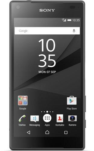 Sony Xperia Z5 Compact schwarz ohne Vertrag