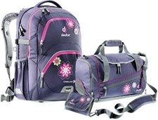 Deuter Ypsilon blueberry flower