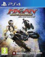 MX vs. ATV Supercross - Encore (PS4)