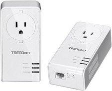 Trendnet Powerline 1200 AV2 mit Steckdose