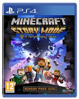 Minecraft: Story Mode - A Telltale Games Series (PS4)