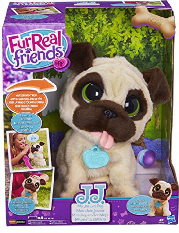 FurReal - J.J. Jumpin'Pug